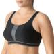 PrimaDonna sport The Sweater 6000113 Sport-BH ohne Bügel schwarz