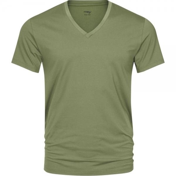 Mey Serie Dry Cotton Colour 46507 Shirt palm green