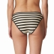 Marie Jo Swim Merle 1002950 Bikini-Rioslip noir rayure