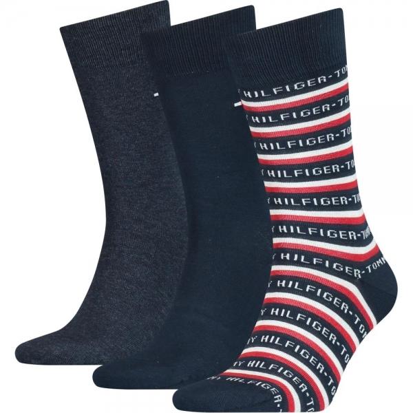 Tommy Hilfiger 100000844 Socken dark navy
