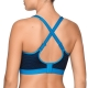 PrimaDonna sport The Mesh 600-0216 Sport-BH unterlegt blue crush