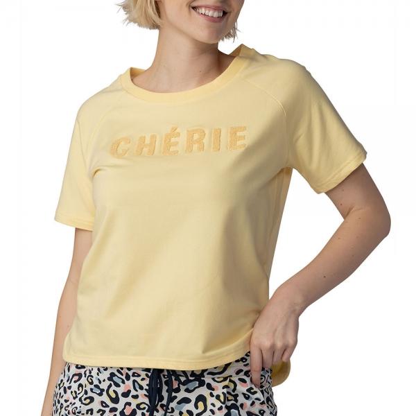 Mey Zia 16387 Shirt citronella