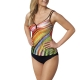 Sunflair Digital Rainbow 28031 Tankini nachtblau/multicolor