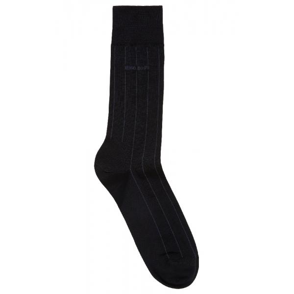 Boss George RS Stripes MC 50388435 Socken dark blue
