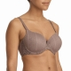PrimaDonna Couture 026-2580 unterlegter BH Cups C-D agate grey