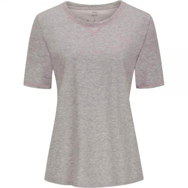 Mey Zzzleepwear 16895 Shirt stone grey
