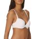 Marie Jo Avero 010-0418 unterlegter BH runde Form weiß
