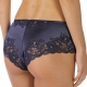 Mey Serie Luxurious 79646 brasilianischer Slip night blue