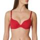 Marie Jo LAventure Tom 0120826 unterlegter BH Herzform scarlet
