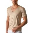 Mey Dry Cotton Functional 46038 V-Neck Shirt light skin