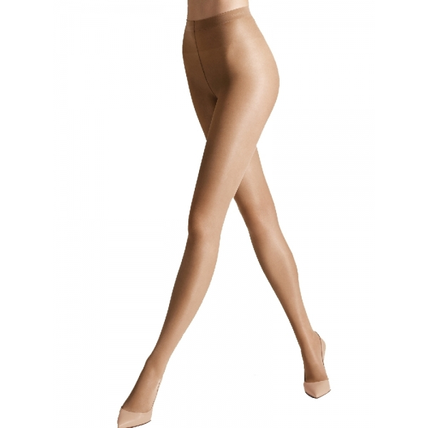 Wolford Satin Touch 20 Tights 18378 Strumpfhose caramel