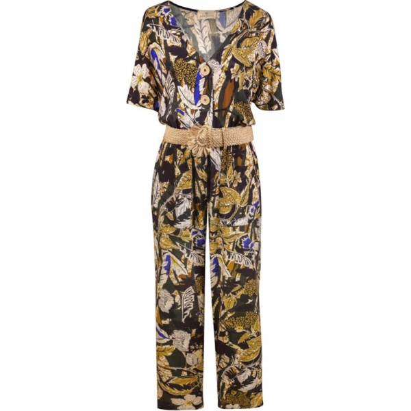 Watercult Island Expedition W9327 Jumpsuit jungle camo