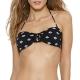 Watercult Ethnocation 7710 Bikini-Oberteil black-white