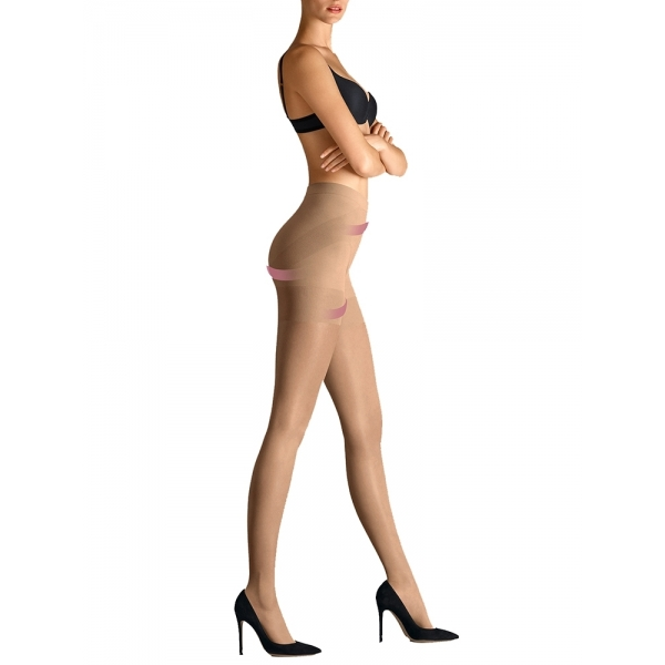 Wolford Synergy 20 Push-Up Tights14530 Strumpfhose sand