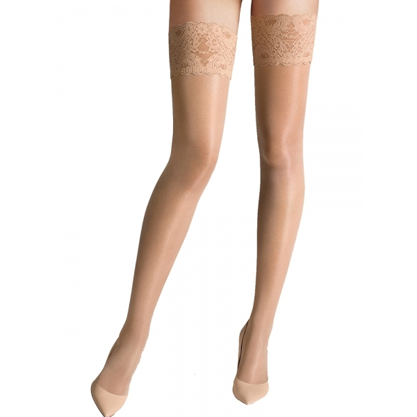 Wolford Satin Touch 20 Stay-Up 21223 Strumpfhose halterlos fairly light