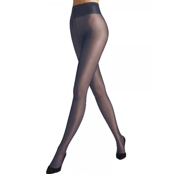 Wolford Neon 40 Tights 18391 Strumpfhose slate blue
