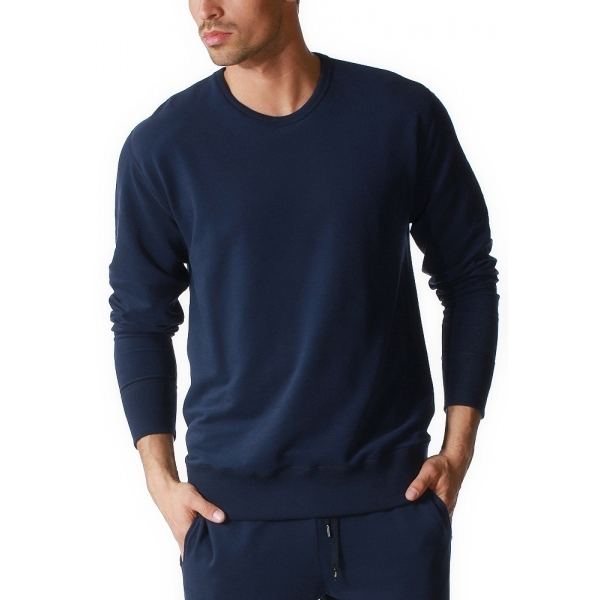 Mey Enjoy 23540 Sweat-Shirt yacht blue