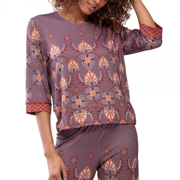 Mey Valeria 16095 Shirt smokey rose