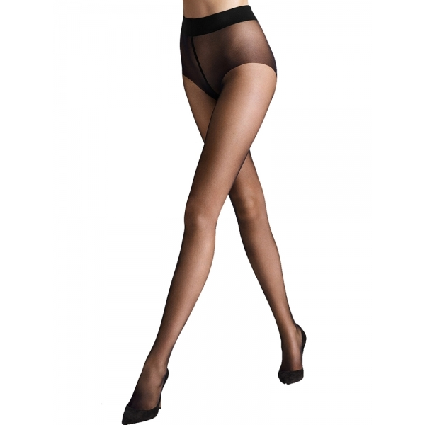 Wolford Pure 10 Tights 14497 Strumpfhose black