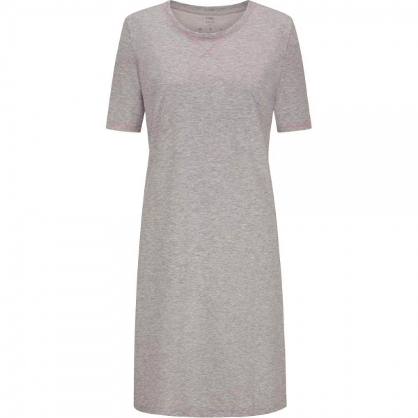 Mey Zzzleepwear 16450 Nachthemd stone grey